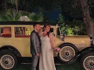 El casamiento de Melisa y Leonel 2