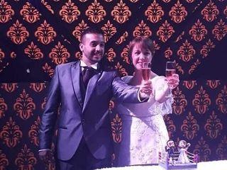 El casamiento de Melisa y Leonel 3