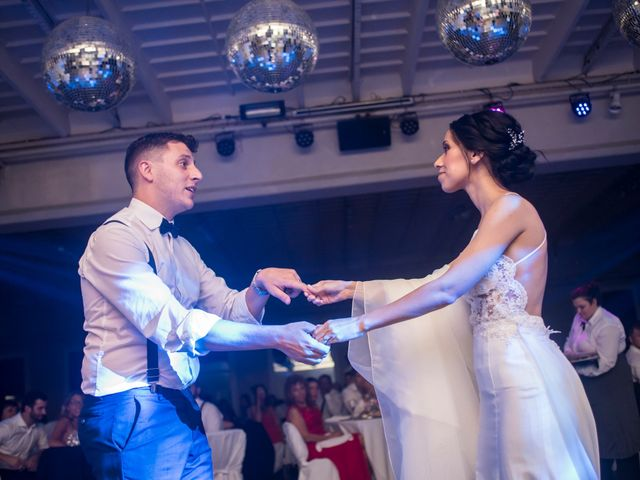 El casamiento de Ornella y Ezequiel