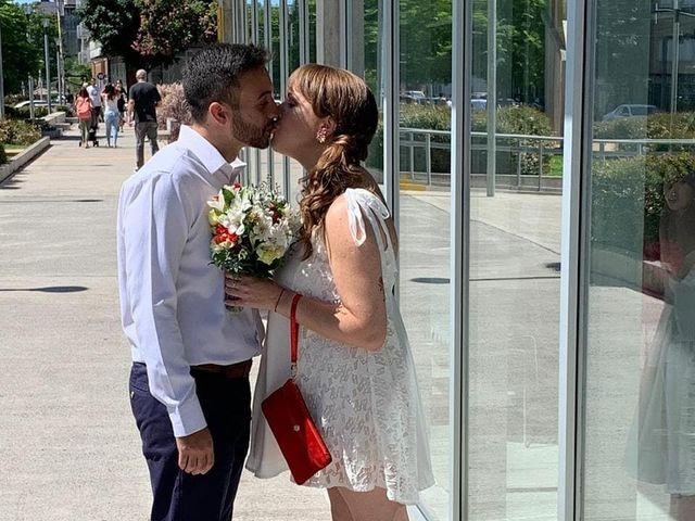 El casamiento de Melisa y Leonel