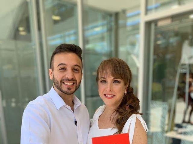 El casamiento de Leonel y Melisa en Villa Devoto, Capital Federal 10
