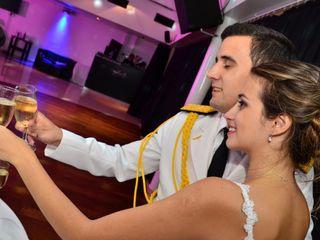 El casamiento de Brenda y Franco
