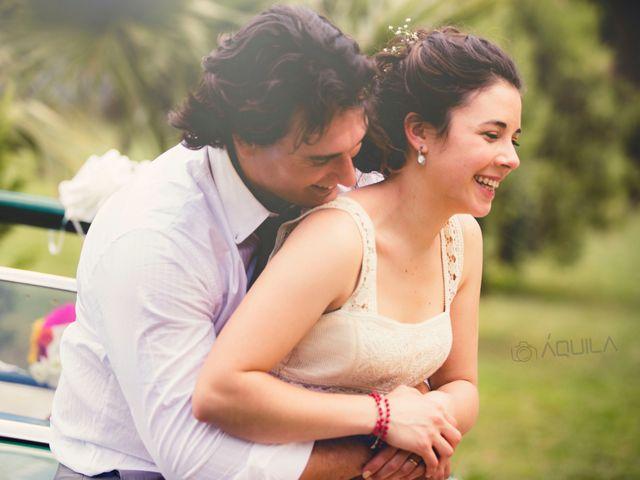 El casamiento de Rocío y Fabien