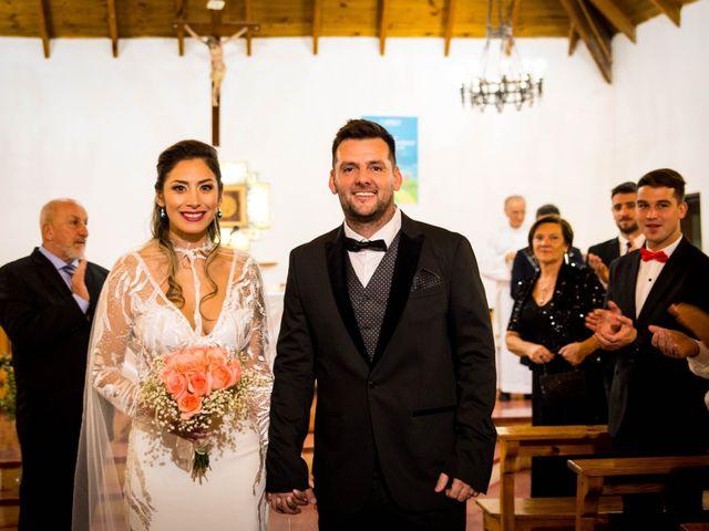 El casamiento de Rocío y Pablo