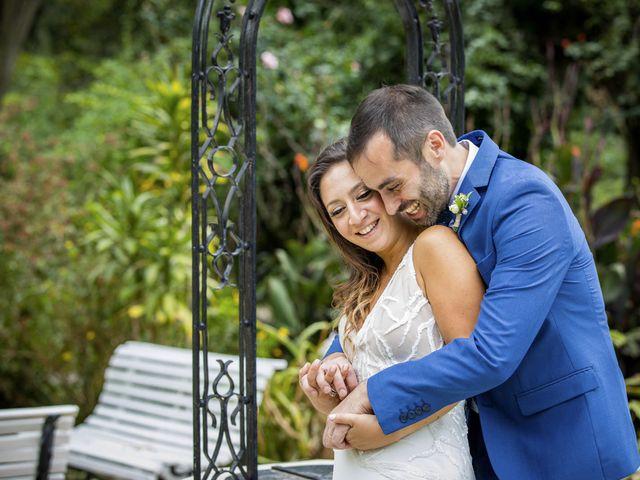 El casamiento de Camila y Fabián