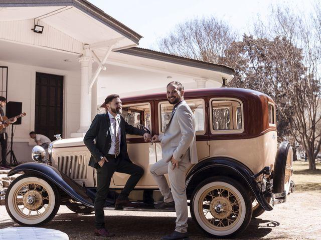 El casamiento de Jorge y Fede en Burzaco, Buenos Aires 24