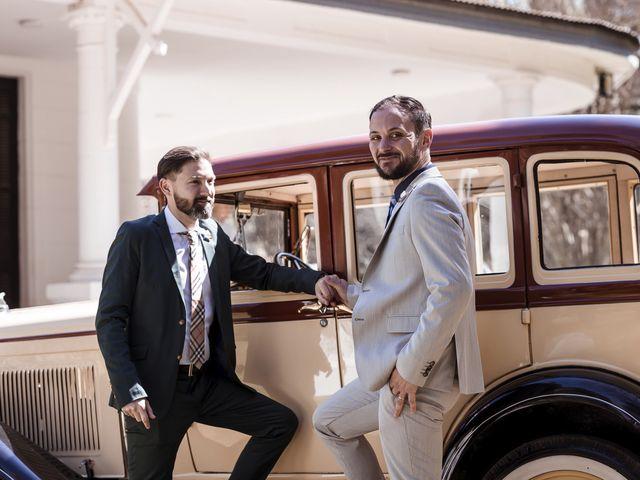El casamiento de Jorge y Fede en Burzaco, Buenos Aires 25