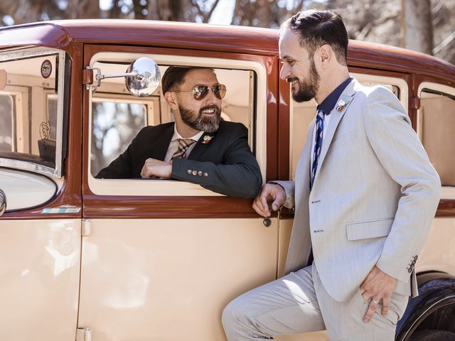 El casamiento de Fede y Jorge