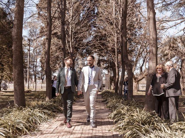 El casamiento de Jorge y Fede en Burzaco, Buenos Aires 30