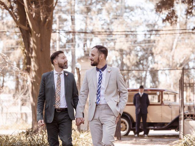 El casamiento de Jorge y Fede en Burzaco, Buenos Aires 31