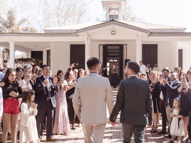 El casamiento de Jorge y Fede en Burzaco, Buenos Aires 32