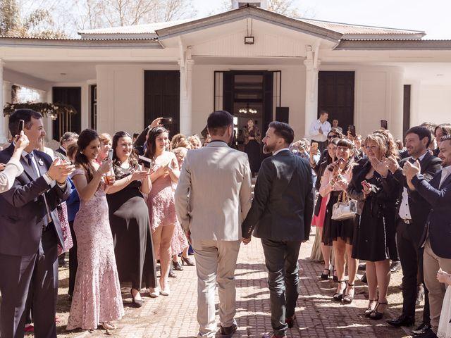El casamiento de Jorge y Fede en Burzaco, Buenos Aires 33