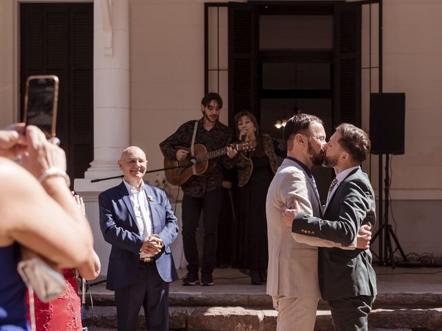 El casamiento de Jorge y Fede en Burzaco, Buenos Aires 35