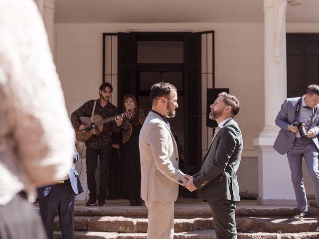 El casamiento de Jorge y Fede en Burzaco, Buenos Aires 36