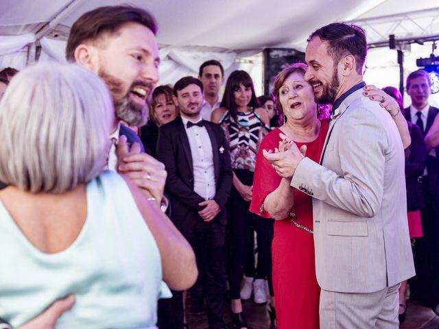 El casamiento de Jorge y Fede en Burzaco, Buenos Aires 49