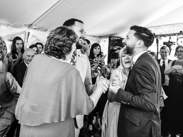 El casamiento de Jorge y Fede en Burzaco, Buenos Aires 53