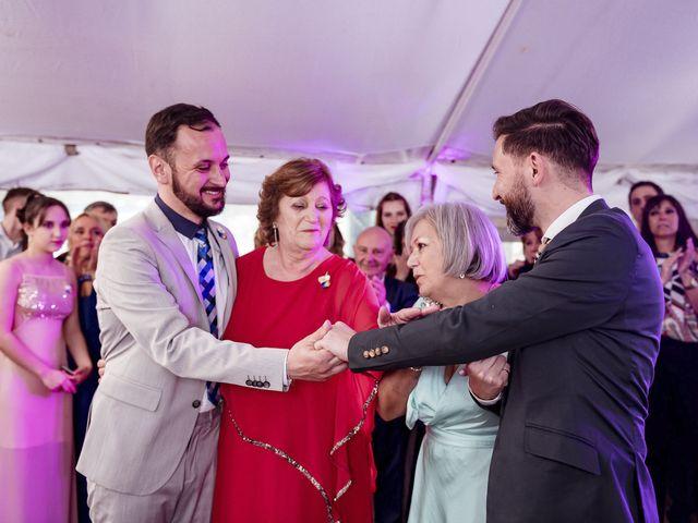 El casamiento de Jorge y Fede en Burzaco, Buenos Aires 54