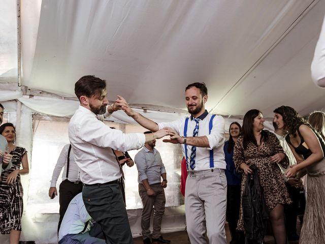 El casamiento de Jorge y Fede en Burzaco, Buenos Aires 69