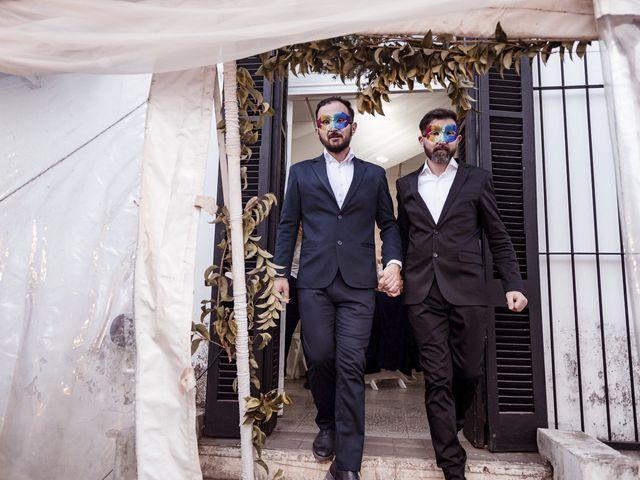 El casamiento de Jorge y Fede en Burzaco, Buenos Aires 74