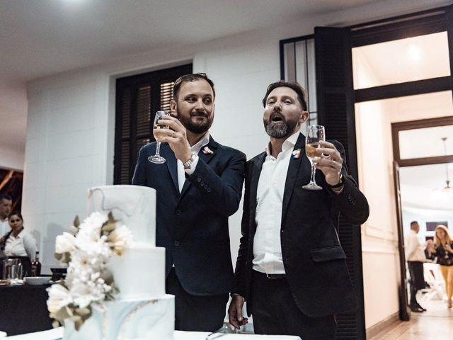 El casamiento de Jorge y Fede en Burzaco, Buenos Aires 114