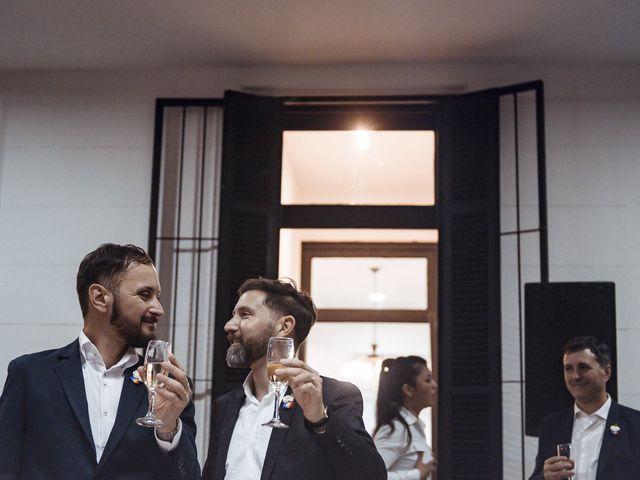 El casamiento de Jorge y Fede en Burzaco, Buenos Aires 116