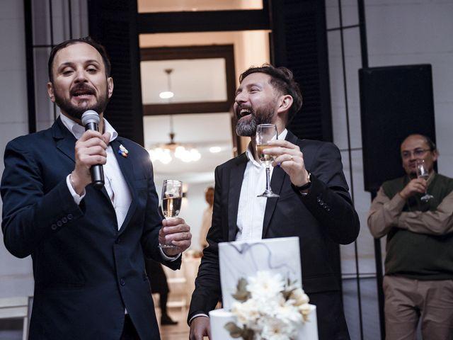 El casamiento de Jorge y Fede en Burzaco, Buenos Aires 123