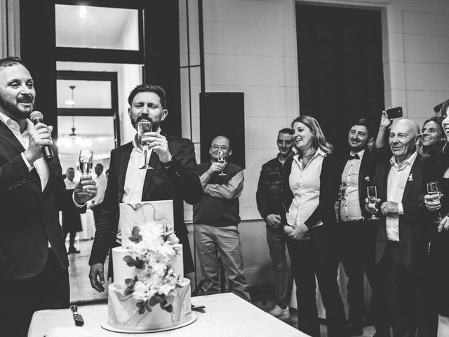 El casamiento de Jorge y Fede en Burzaco, Buenos Aires 124