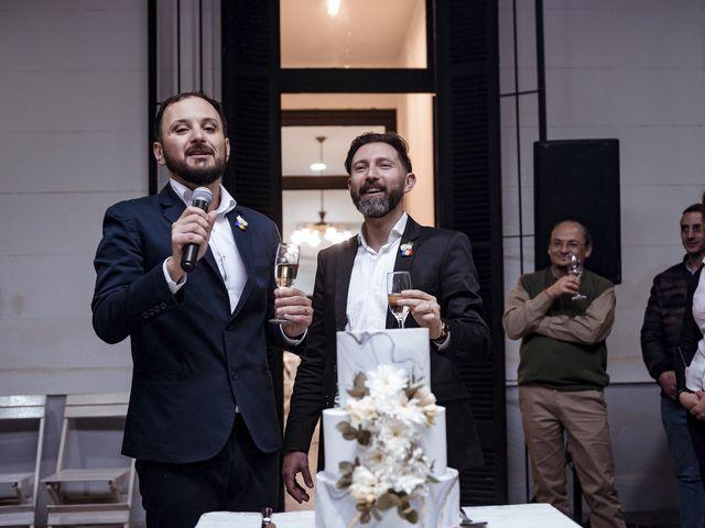 El casamiento de Jorge y Fede en Burzaco, Buenos Aires 126