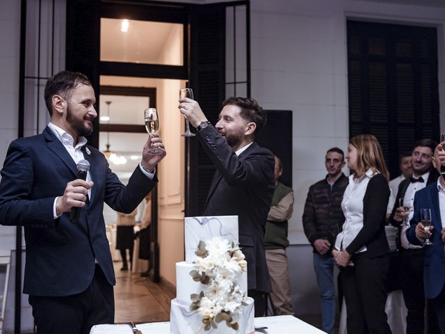 El casamiento de Jorge y Fede en Burzaco, Buenos Aires 127