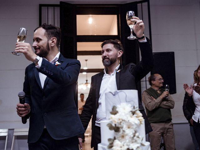 El casamiento de Jorge y Fede en Burzaco, Buenos Aires 128