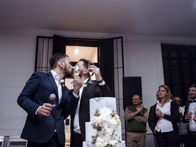 El casamiento de Jorge y Fede en Burzaco, Buenos Aires 129