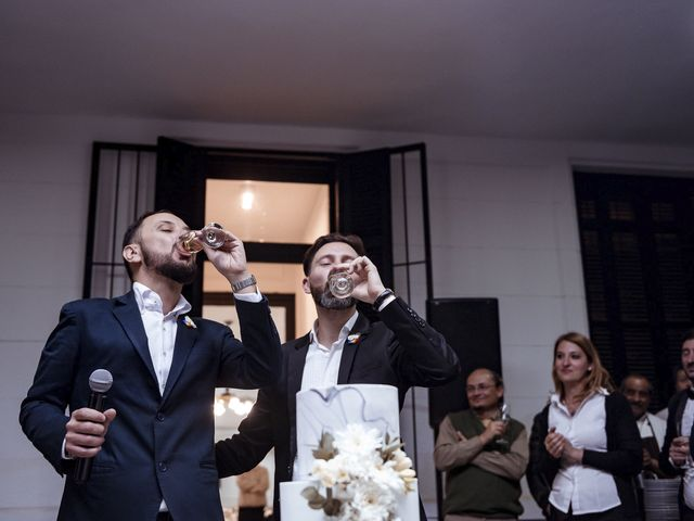 El casamiento de Jorge y Fede en Burzaco, Buenos Aires 130