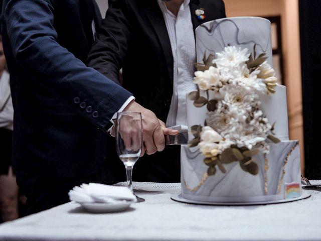 El casamiento de Jorge y Fede en Burzaco, Buenos Aires 132