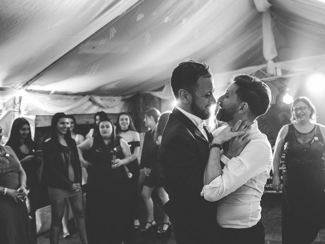 El casamiento de Jorge y Fede en Burzaco, Buenos Aires 1