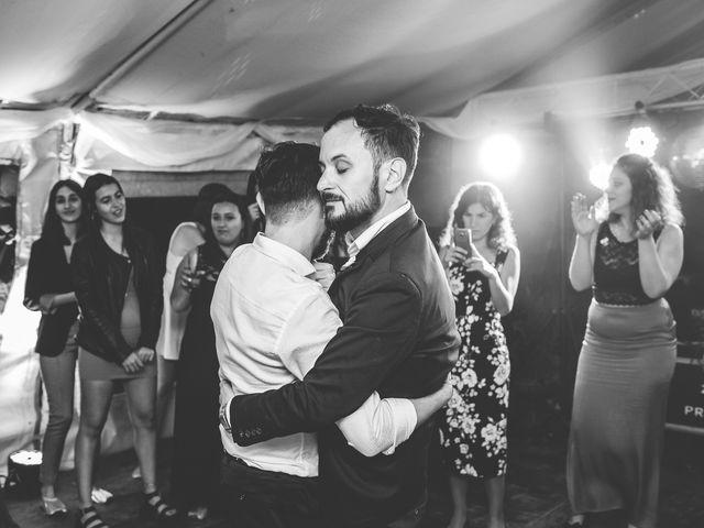 El casamiento de Jorge y Fede en Burzaco, Buenos Aires 147