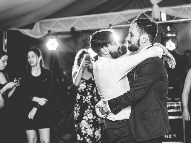 El casamiento de Jorge y Fede en Burzaco, Buenos Aires 149