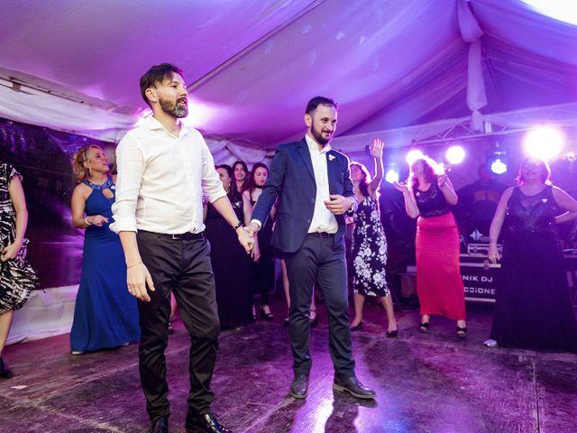 El casamiento de Jorge y Fede en Burzaco, Buenos Aires 150