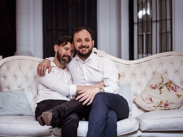 El casamiento de Jorge y Fede en Burzaco, Buenos Aires 153