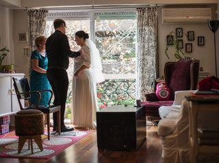 El casamiento de Natalia y Santiago 2