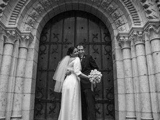 El casamiento de Natalia y Santiago
