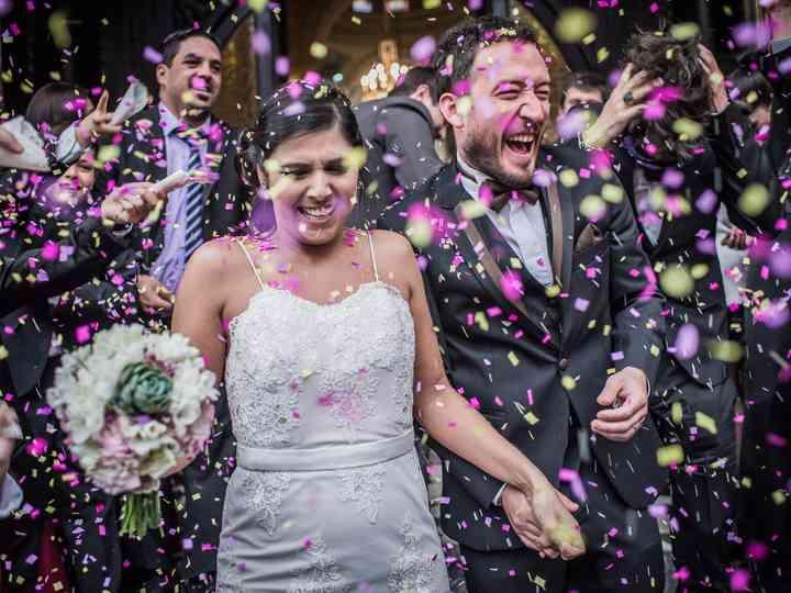El casamiento de Barby y Javier