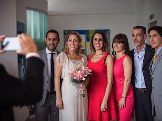 El casamiento de Patricia y Mariano 1