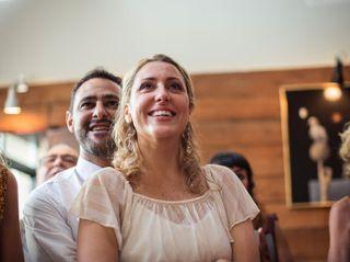 El casamiento de Patricia y Mariano