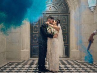 El casamiento de Sofía y Jonatan