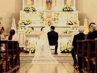 El casamiento de Génesis y Victor 1