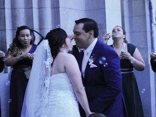 El casamiento de Génesis y Victor 2