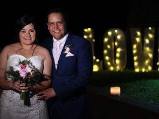 El casamiento de Génesis y Victor 3