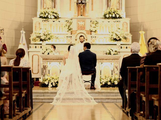 El casamiento de Génesis y Victor