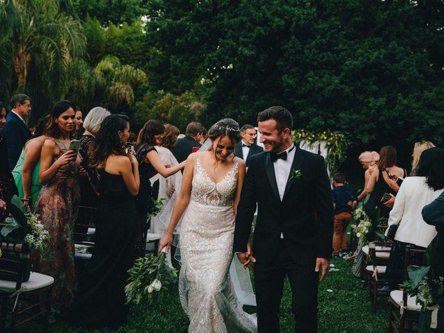 El casamiento de Agus y Javi