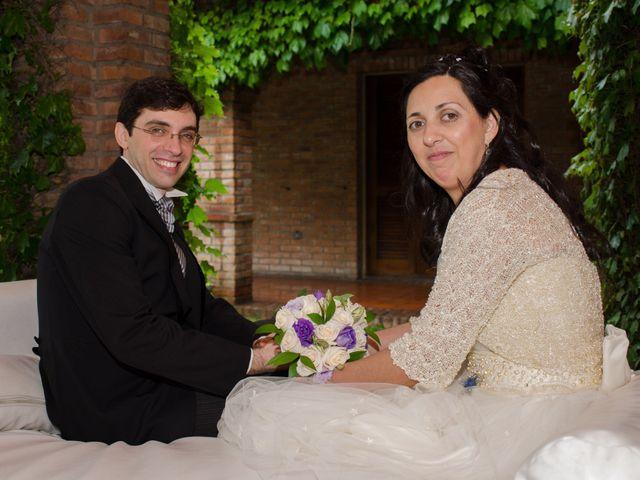 El casamiento de Soledad y Javier